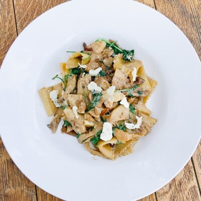 Fungi Pappardelle - SPECIAL