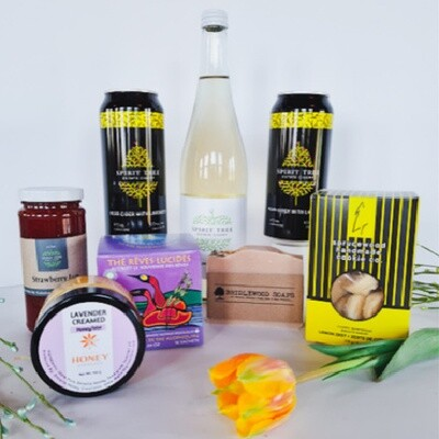 Small Mother's Day Gift Basket