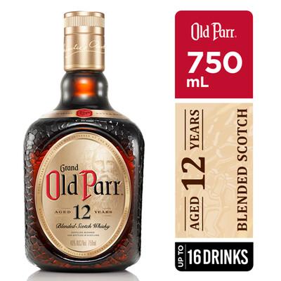 Old Parr 0.75Ltr