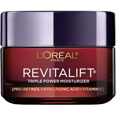 Revitalift Triple Power Day Cream  Fragrance Free