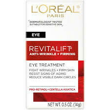 Revitalift Eye Cream Moisturizer