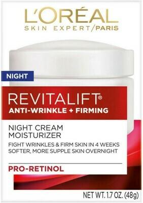 Revitalift Night Cream