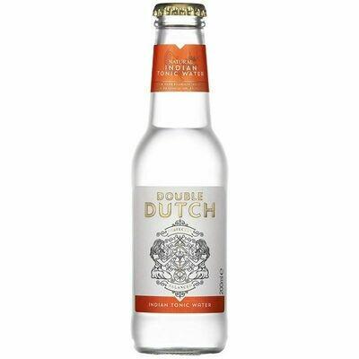 Double Dutch Indian Tonic Water 24 bottles