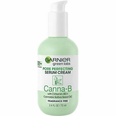 Green Labs: CannaB Fragance Free Serum Cream