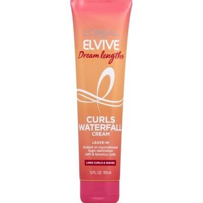 El Vive: Dream Lengths Super Curls Cream Leave in