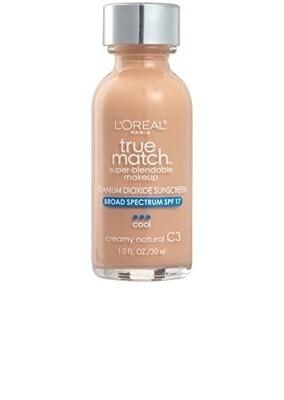 True Match Foundation: Creamy Natural C3