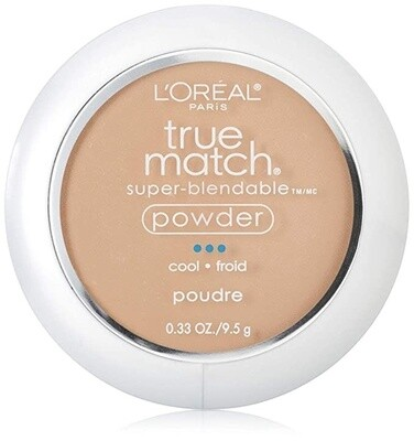 True Match Powder: Creamy Natural C3