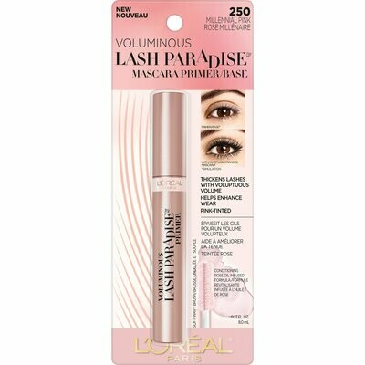 Lash Paradise Mascara: Lash Primer