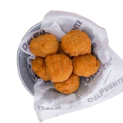 Cheesy Poppers