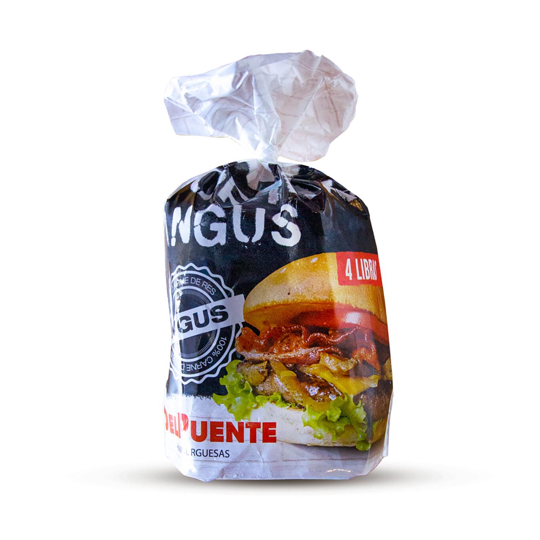 Paquete de 10 tortas Carne Angus