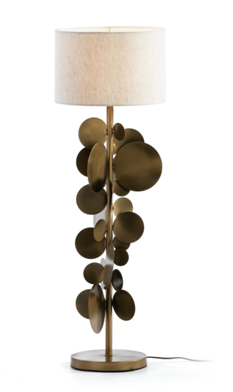 TABLE LAMP + LAMPSHADE