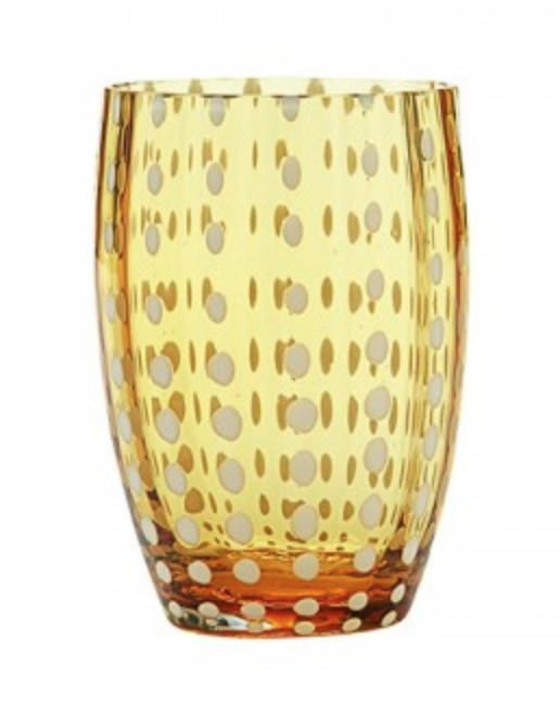 GLASS - COLOR AMBER