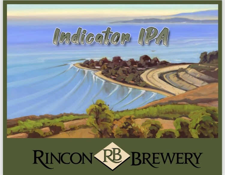 Indicator IPA Sticker