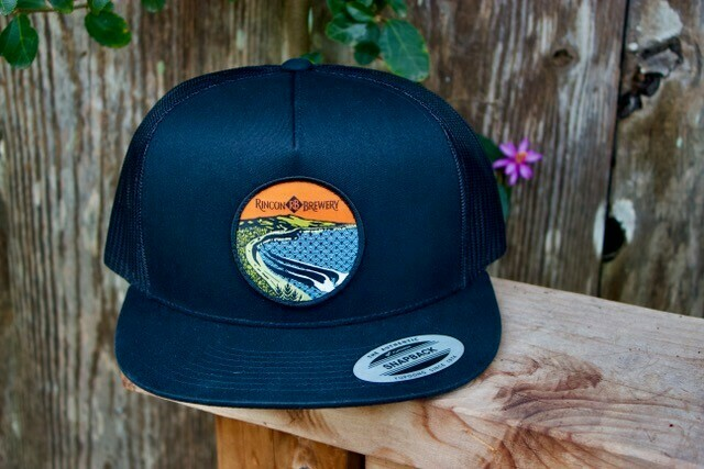 Rincon Brewery Patch Hat - Flat Bill