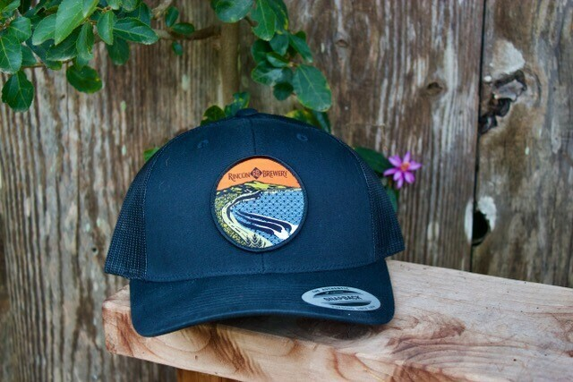 Rincon Brewery Patch Bent Bill Hat