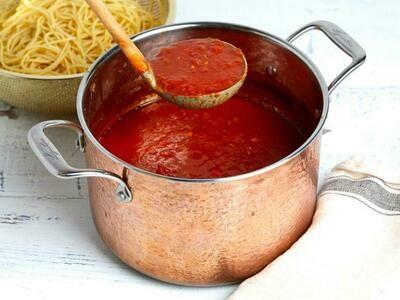 North Halton Tomato Sauce
