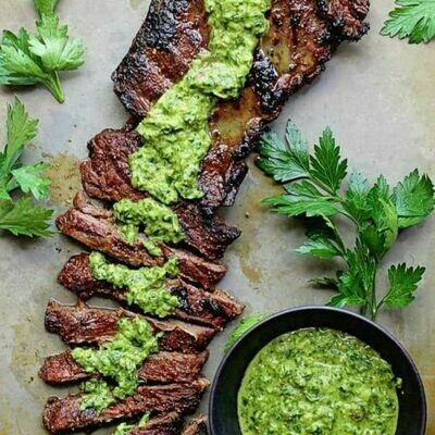 Latin Style Steak Dinner (Now Available Every Day!)