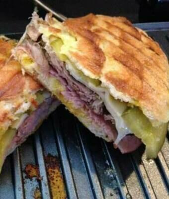 (Cubano) Cuban Sandwich