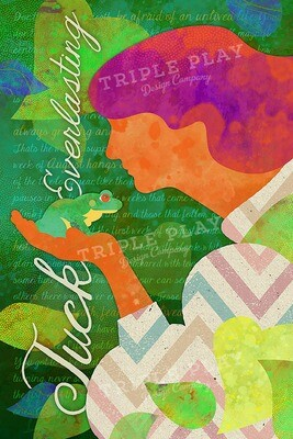 Tuck Everlasting — Illustrated Art Print