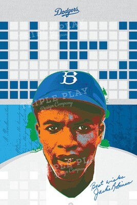 42: Cinema Poster — Illustrated Art Print