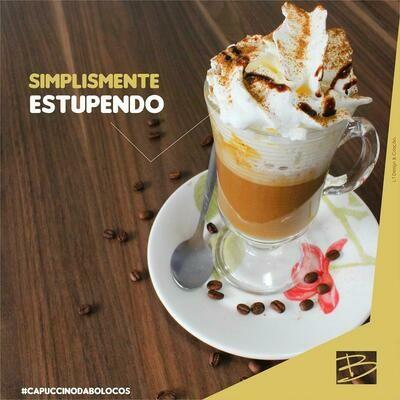 CAFÉ CAPUCCHINO
