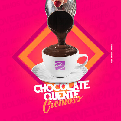 CHOCOLATE QUENTE 300ML