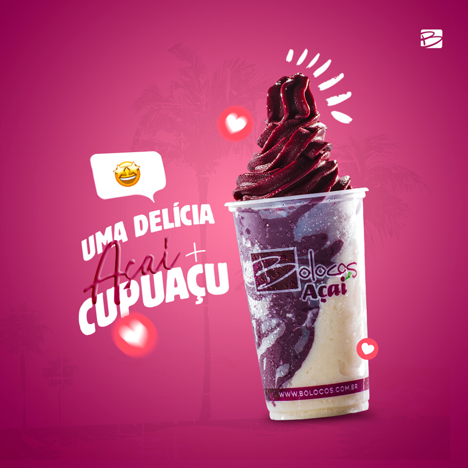 AÇAÍ + CUPUACU 500ML