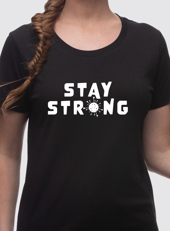 T-Shirt Virus Strong