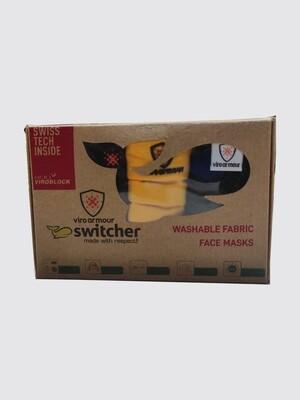 Switcher Viroarmour Mund Nasen Maske Box