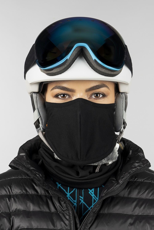 Covid Halsschlauch Winter Mask Switcher Viroarmour powered by HEIQ Viroblock