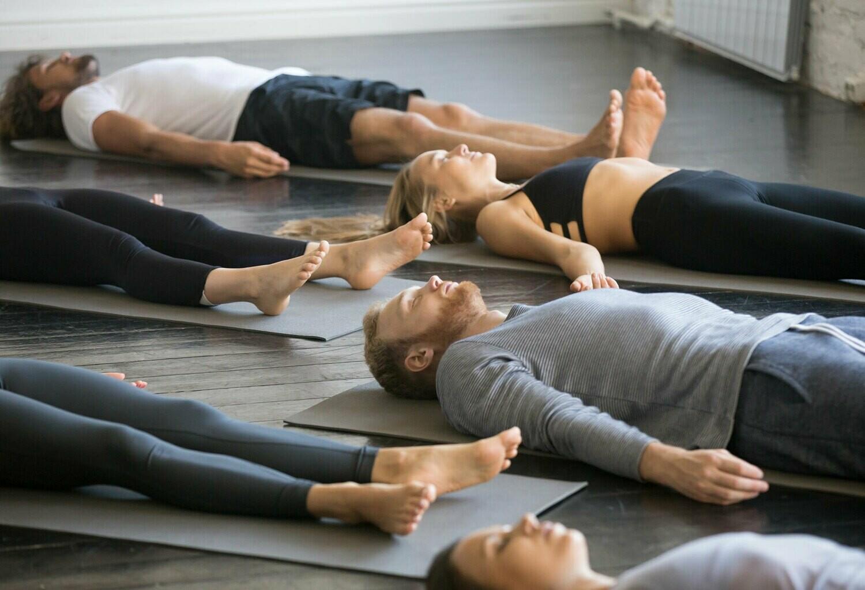 Yoga-Kurs | an verschiedenen Orten