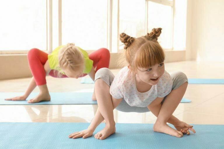 Kinder-Yoga | Kurs 110€ +3,90€ Paypal Gebühr