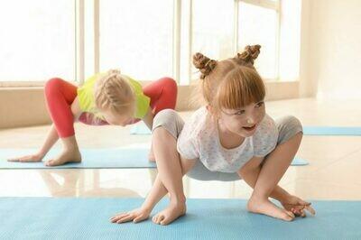 Kinder-Yoga im Kindergarten