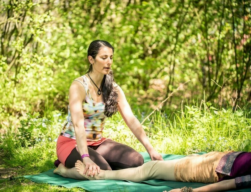 Guthaben-Karte für deine Balance mit  YogaRosa