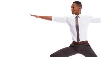 Business-Yoga 150 € + 5€ Paypal Gebühren