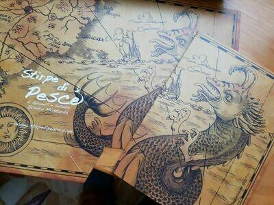Cartellina porta Stampe da Collezione