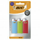 BIC MINI BRIQUET ASS. J25, 3 PCE