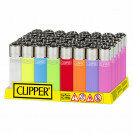 CLIPPER LARGE LIGHTER TRANSLUSCENT