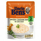 UNCLE BEN'S EXPRESS RIZ LONG GRAIN 250G 2 MIN