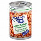HERO HARICOTS BLANCS 440G