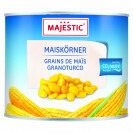 MAJESTIC GRAINS DE MAÏS 340G