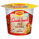 MAGGI QUICK LUNCH PASTA BOLOGNESE 64G