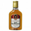 LORD RICHMOND SCOTCH WHISKY 40% 20CL