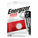 ENERGIZER CR 2025 LITHIUM 3.0V FSB-1 PILE BOUTON