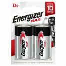 ENERGIZER MAX C2 LR14/E93 PILES