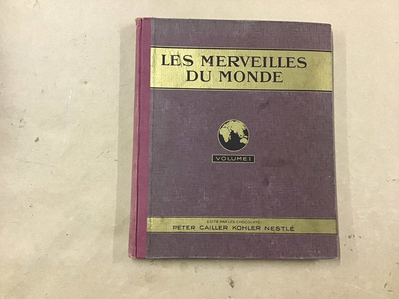 Les merveilles du monde volume 1