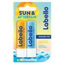 LABELLO DUO SUN & AFTER SUN 2X4.8G