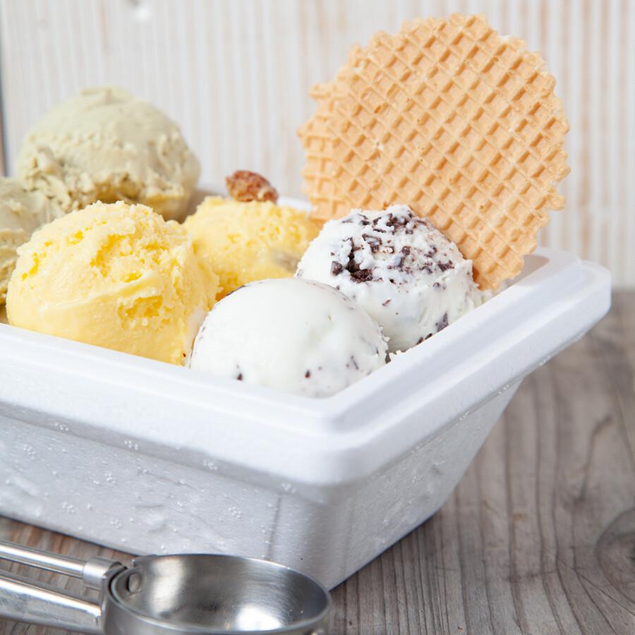 Vaschetta gelato artigianale