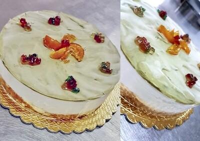 Torta gelato Cassata Siciliana da 1kg (8-10 fette)