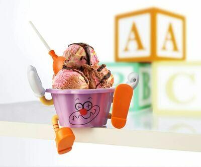 Coppetta giocattolo per gelato